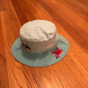 Gymboree swim/sun hat